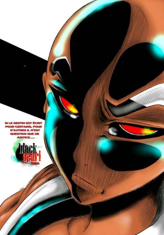 Thé black pearl chronicle manga fantastique