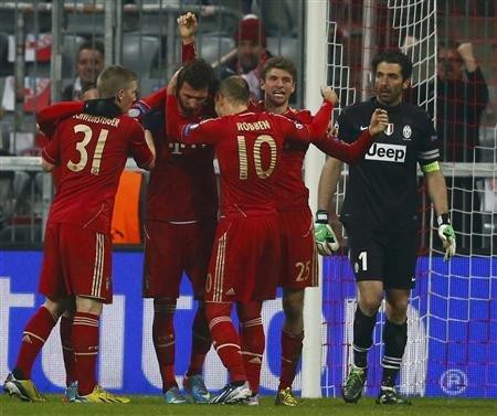 Bayern déja champion titre et record