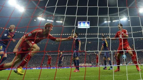 BAYERN - BARCA : Demi-Finale 'Ligue des Champions'