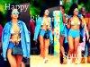 26/12/13 , Rihanna Profite de la Barbade