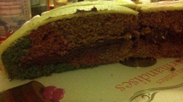 suite gâteaux chat vue intérieur