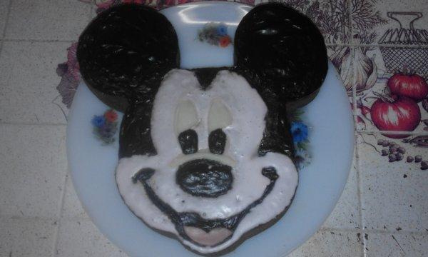 Quand Mickey s'invite
