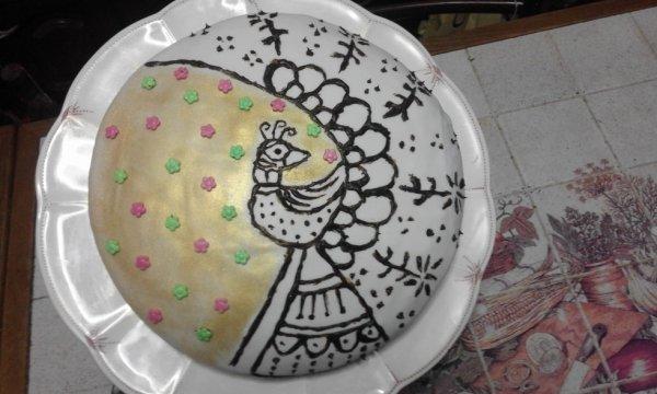 gâteaux Paon
