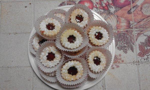 le retour des gâteaux :)