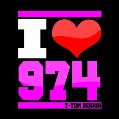 ▉|[« ♦ »]|  i love 974 |[« ♦ »]|▉