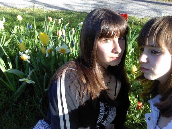 ( * Sabrina & Moi * )