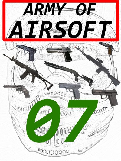 Army of AIRSOFT 07