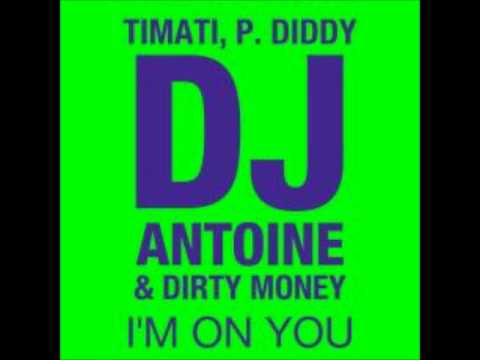 DJ Antoine - I'm On You  (2012)
