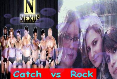 Nouvelle fic: CATCH VS ROCK