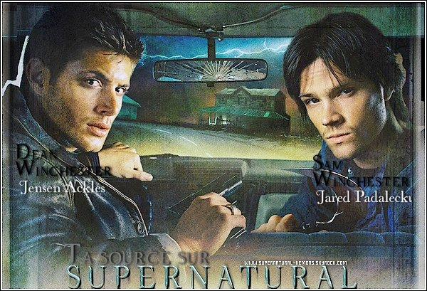 .  SUPERNATURAL-DEMONS .