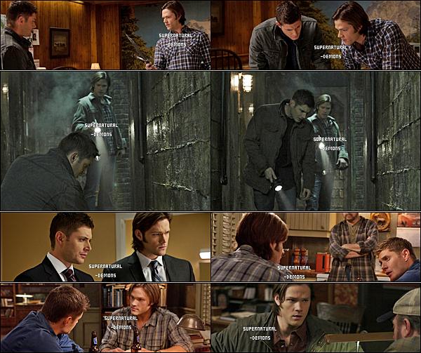 . 07/01/11 : Découvrez quelques photos de l'épisode 12 saison 6 de SUPERNATURAL  «Like a Virgin (Comme une vierge).»   .