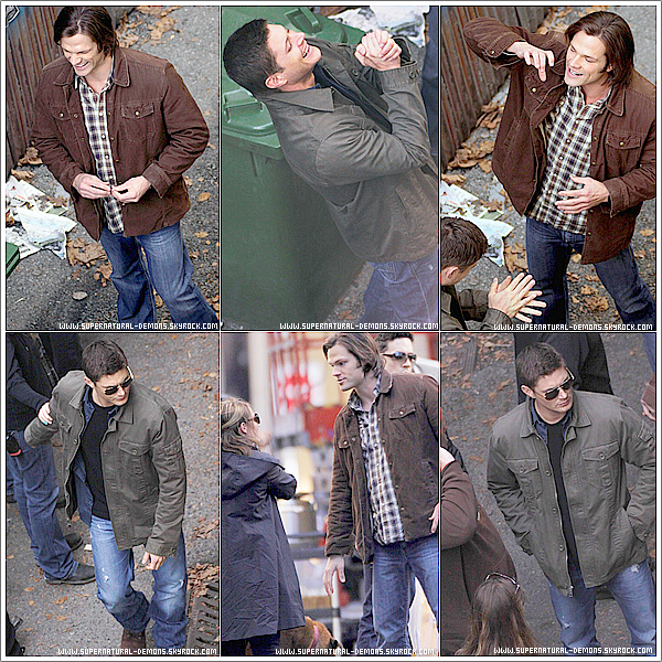 . 01/04/11 : Découvrez quelques photos de l'épisode 17 saison 6 de SUPERNATURAL «My heart will go on». .