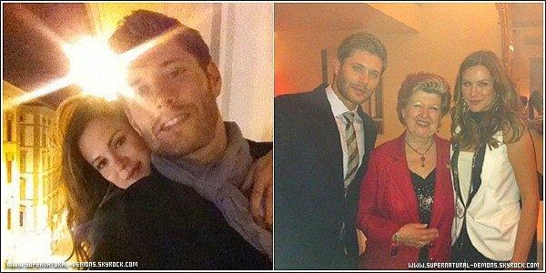 .  20/04/11 : Découvrez deux news pictures de Jared Padalecki. Toujours aussi beau pas vrai? .