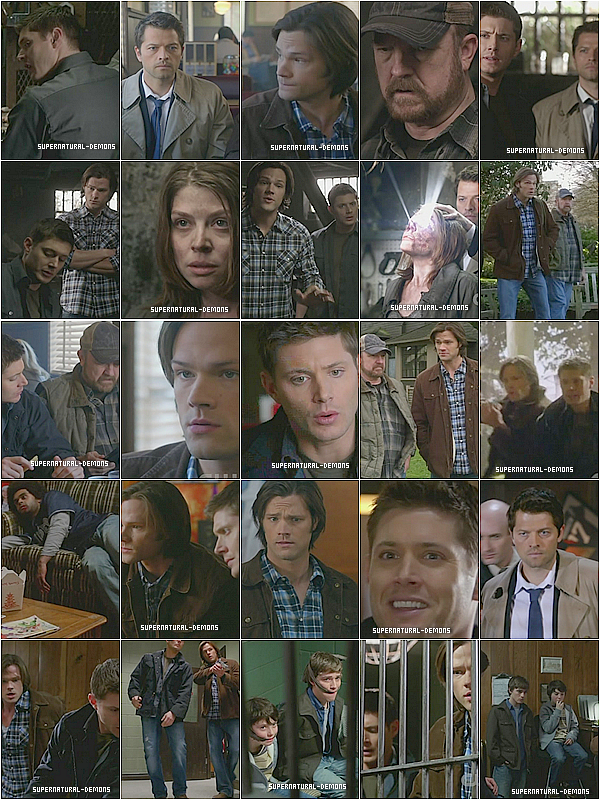 . . SUPERNATURAL saison 6   . .