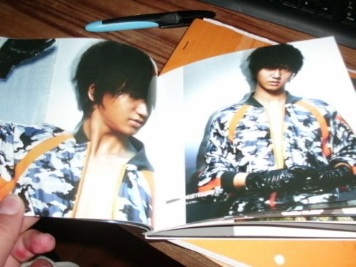 Images du CD m.simple  pour Park-Ae-Tae. Part.1