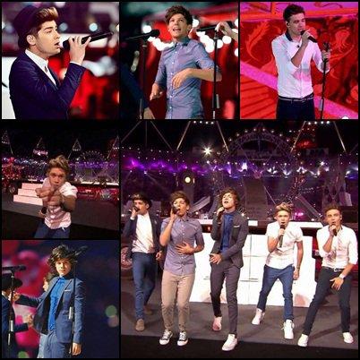 One Direction, au JO! ♥