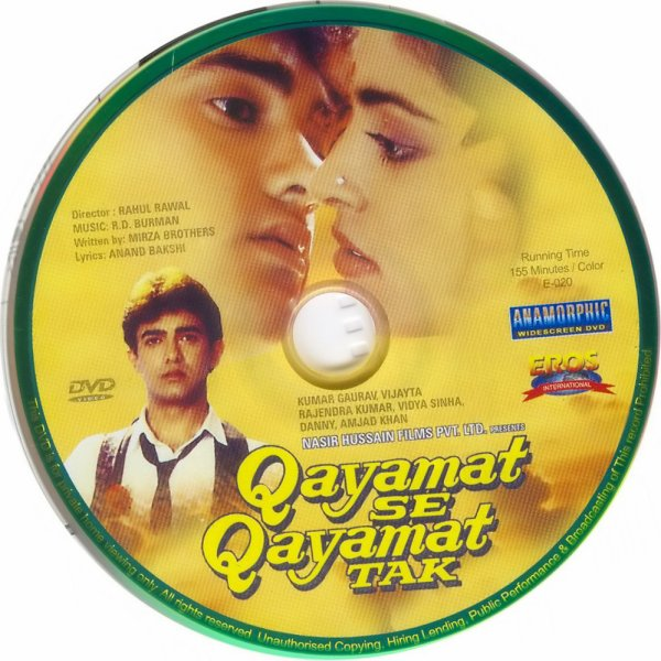 Qayamat Se Qayamat Tak >>>>>1988