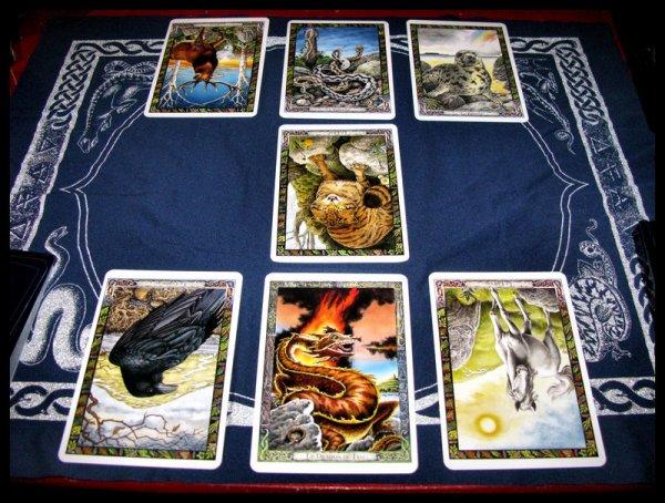 Oracle des Druides VITE C'EST LE  DERNIER ! ;)
