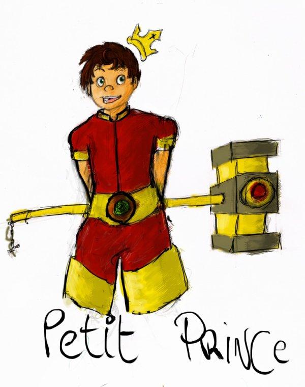 Broken Worlds-Petit Prince