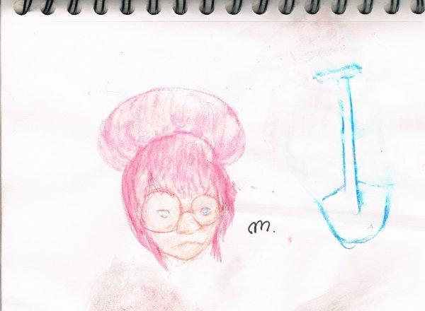 Fêtes de fin d'année 2012- Crayons Aquarelles!
