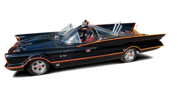 batmobile George Barris