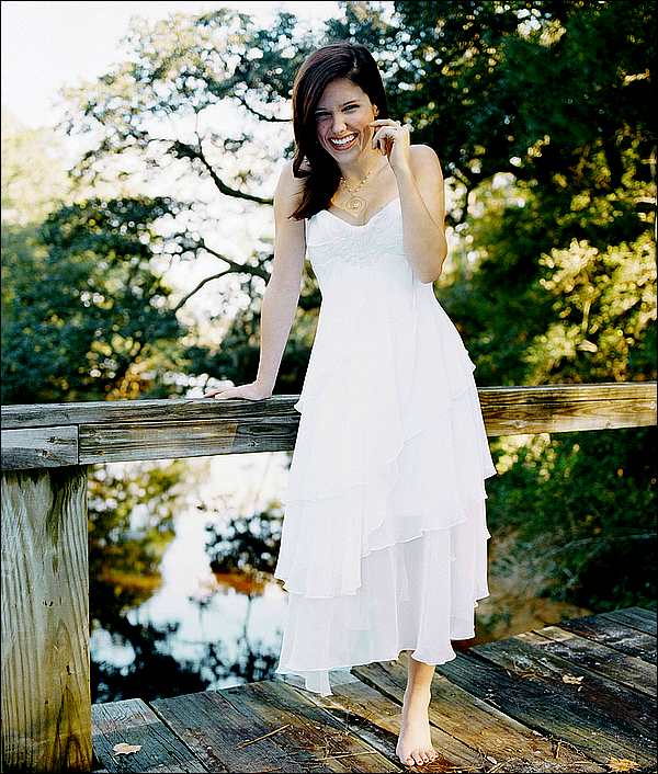 . Sophia Anna Bush star de One Tree Hill, ou la beauté à l'état pure. ♥