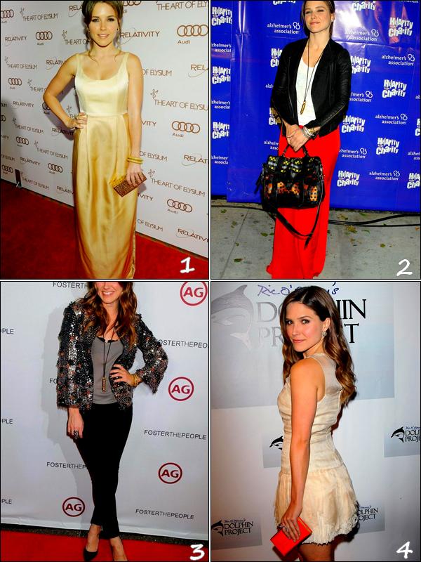 . ● Choisis ici le TOP de Sophia que tu préfère dans l'année 2012 ●