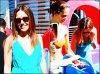 . ●● Des photos de Sophia à la fête « Warby Parker Pool Party », le 23 juin 2012 sont apparues