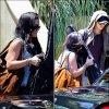 . ●● Vanessa et Austin quittant la maison de cette dernière et se rendant à l'aéroport.  VANESSA NE SERA PAS AUX TCA 2012