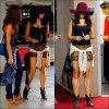 .Vanessa se rendant au cinéma avec son amie Kim Hildago, le 30 juillet à Hollywood