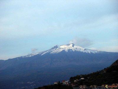 Mont Etna radiométrique datation basalte