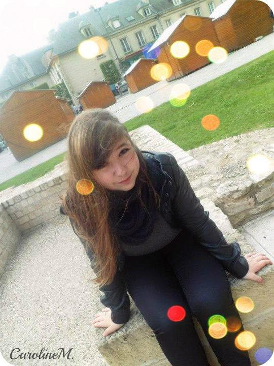 Ma Confidente : Caroline .♥