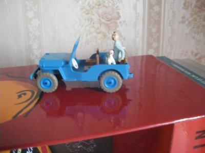 ____new____voisi une de mes voiture de tintin____new____ bientot d autre photot