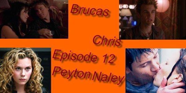 Brooke , lucas , nathan peyton et haley