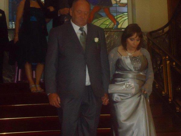 Ma mère & mon beau père