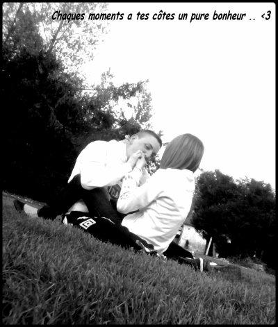 Je n'y croyais plus et il et arriver, et depuis chaque jours qui passent il fait mon bonheur.. ♥