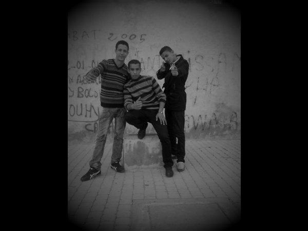 mee, Hicham & abd lkhal9