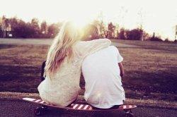 Je suis perdu ; lassé , je ne sais plus où  se trouve le fossé de l'amour et l'amitié entre nous deux. (2011)
