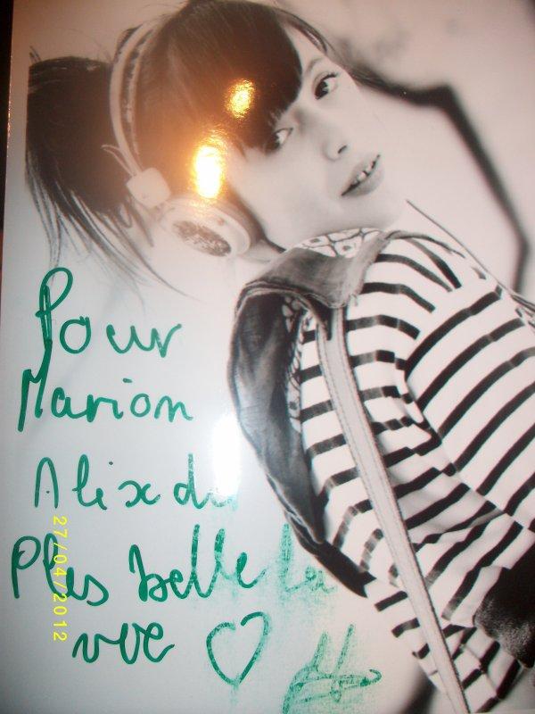 dedicase n°2: Lubna Gourion