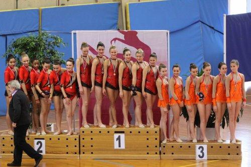 Compétition Régionale des Ensembles DF1/DF2/DFE - 5 & 6 mars 2011