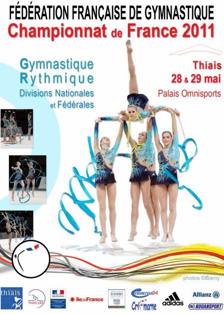 Championnat de France DF/DN - Thiais - 28 & 29 mai 2011
