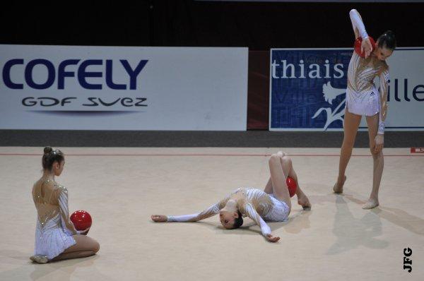 25ème Internationaux de Thiais les 9 & 10 avril 2011