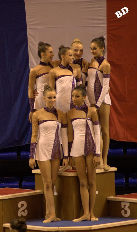 Championnat de France DC/Villancher - Besançon - 11 & 12 juin 2011