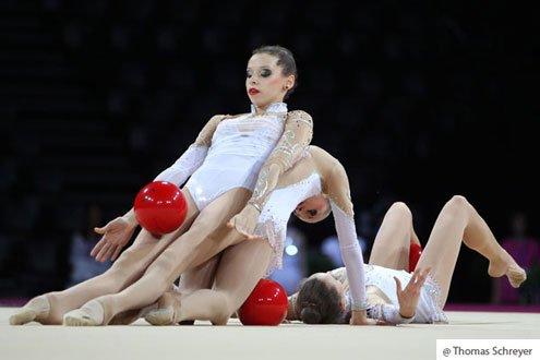 ♥♥♥ 31ème Championnat du Monde de GR du 19 au 25 septembre 2011 ♥♥♥ à l'Arena de Montpellier