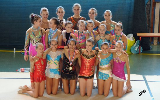 Compétition Départementale Individuelles (94) à Chevilly Larue les 15 & 16 octobre 2011