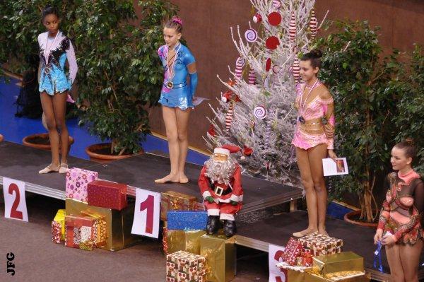 Compétition Zone Individuelles Ile de France à Créteil  les 10 & 11 décembre 2011