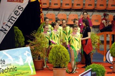 Championnat de France DN/DF les 19 & 20  mai 2012 à Nîmes