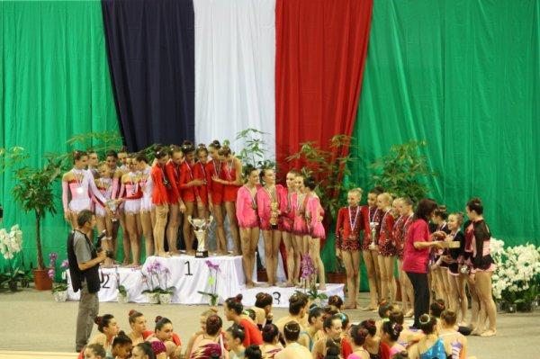 Championnat de France DC & Coupe Villancher Junior les 16 & 17 juin 2012 à Mulhouse