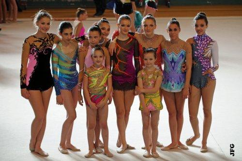 Compétition Départementale Individuelles les 20 & 21 octobre 2012 au Perreux S/Marne