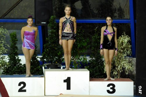 Compétition Régionale Individuelles les 24 & 25 novembre 2012 au PODT de Thiais